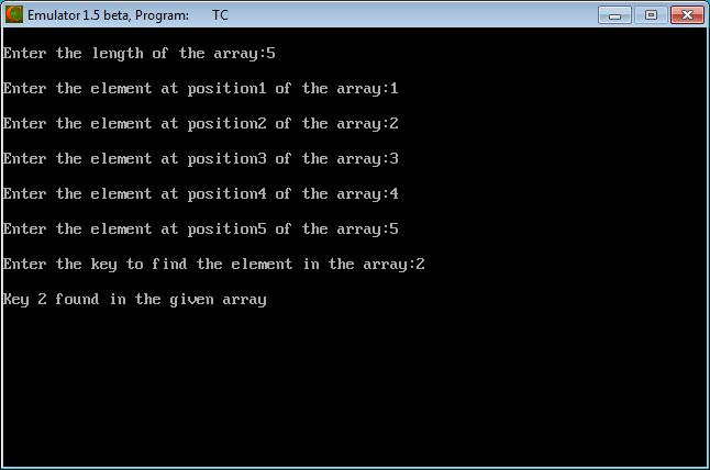 Binary Search Program in C++ | Letusprogram